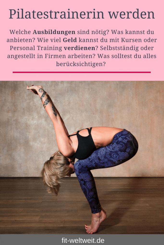 Welche Ausbildungen sind nötig? Was kannst du anbieten?Wie viel Geld kannst du mit Kursen oder Personal Trainingverdienen? Selbstständig oder angestelltin Firmenarbeiten? Was solltest du alles berücksichtigen?Mit welchem Gehalt und #Geld kannst du rechnen? Ich bin seit mehreren Jahren #Fitnesstrainerin und Ernährungsberaterin und gebe dir sehr ausführlich meine Erfahrungen wieder. #Ausbildung in#Berlin oder online.