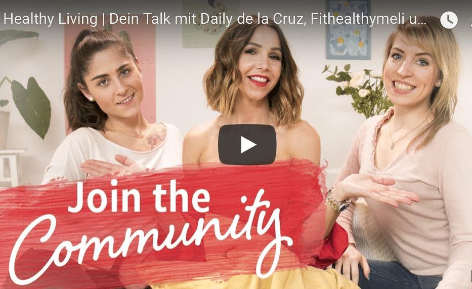Healthy Living | Dein Talk mit Daily de la Cruz, Fithealthymeli und Fit Weltweit