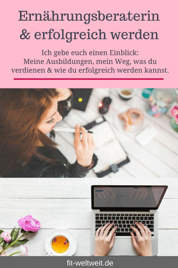 Ernährunsgberater werden, #Ernährungsberater Ausbildung in Berlin machen. #Erfahrung bei Online Trainer Lizenz als Ernährunsgberaterin - OTL (Werbung) als #Ernährungsberaterin. Der Überblick, was du generell in Zukunft machen kann, um #erfolgreich zu werden (evtl. selbstständig) als #Ernährungscoach, Ernährunsgberater oder #Fitnesstrainerin. Der Weg zum #Erfolg. Einblicke in meine 10-jährige #Selbstständigkeit. #Ausbildung #Berlin #OTL