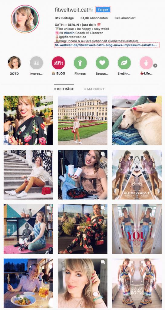 fit-weltweit.de ist ein Lifestyle Fitness Blog aus Berlin für Frauen über innere und äußere Schönheit, gegründet von Catharina Zeise.