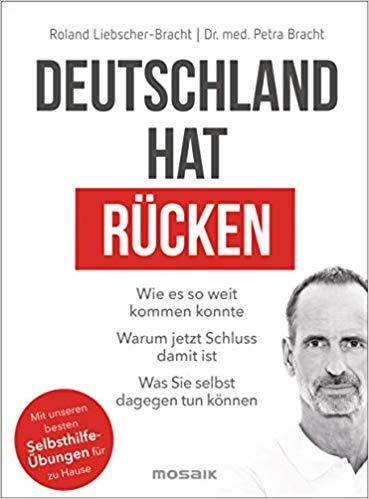 """#RÜCKEN #LIEBSCHERBRACHT """"Deutschland hat Rücken"""". Rückenschmerzen abschaffen. Das neue Buch von Liebscher & Bracht. Jetzt auf Amazon vorbestellen und sichern! #liebscherbracht #rückenschmerzen #rückenübungen"""