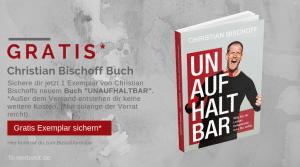 """#CHRISTIAN #BISCHOFF #SELBSTBEWUSSTSEIN #BISCHOFFCH #SELBSTVERTRAUEN #BUCHTIPP Das neue Buch von Christian Bischoff """"UNAUFHALTBAR"""" ist erschienen. Christian kennt man vom Seminar """"Die Kunst dein Ding zu machen"""", wo ich letztes Jahr auch dran teilgenommen habe oder seinem gleichnamigen Podcast, seine Bücher (Besonders """"Selbstvertrauen""""), Seminare oder auch durch YouTube und Instagram."""
