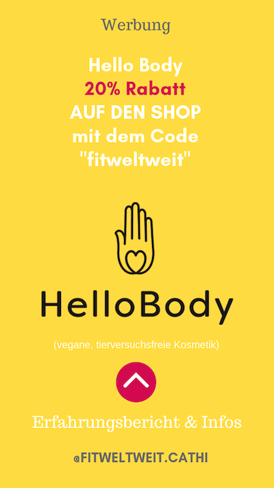 "#HELLOBODY #CODE #RABATT - Hello Body: 20 % Rabatt auf den Shop mit dem Gutscheincode ""FITWELTWEIT"". Hello Body Sets 30% Rabatt Code September . Winter Sets und Gold Produkte inklusive #GESCHENK #FRAUEN"
