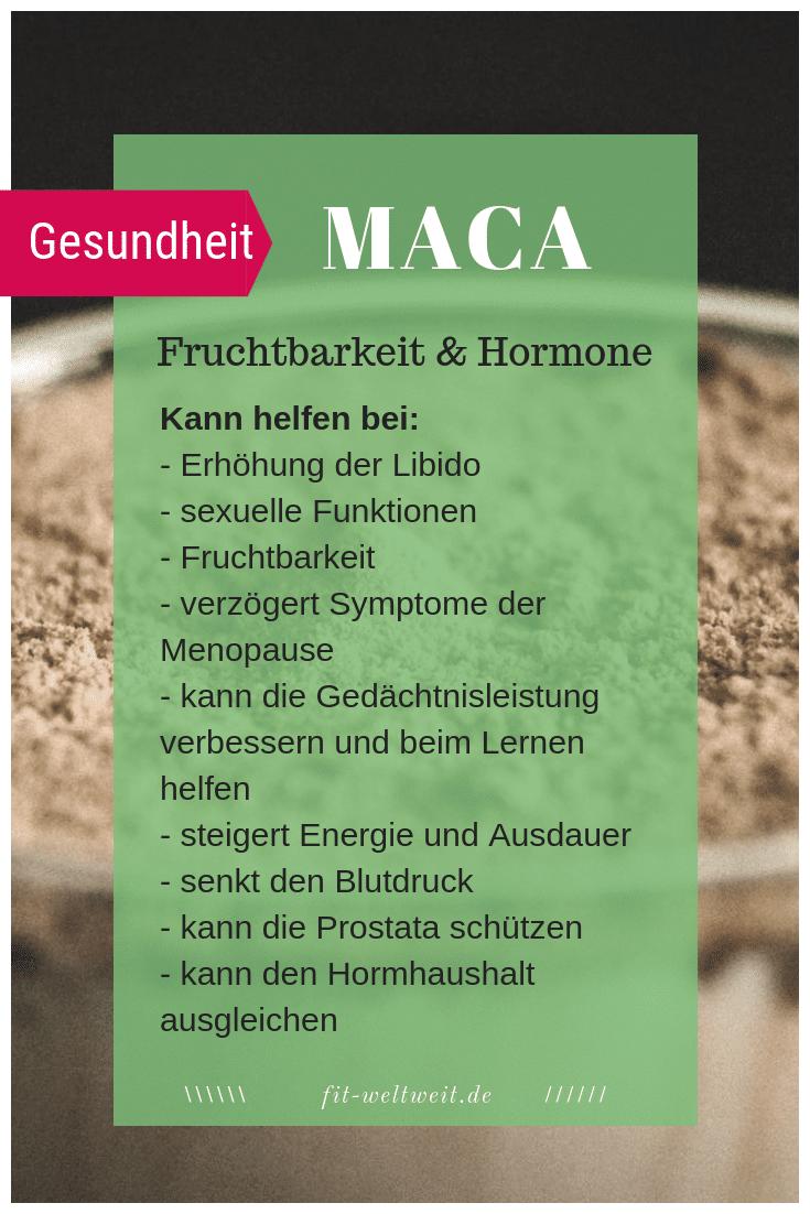#MACA #WIRKUNG #SUPERFOOD #GESUNDHEIT #GESUND Maca Superfood In den Ampullen von Supernaturals ist Maca aus Peru enthalten. Kann helfen bei: Erhöhung der Libido, sexuelle Funktionen, Fruchtbarkeit verzögert Symptome der Menopause kann die Gedächtnisleistung verbessern und beim Lernen helfen steigert Energie und Ausdauer senkt den Blutdruck kann die Prostata schützen kann den Hormhaushalt ausgleichen