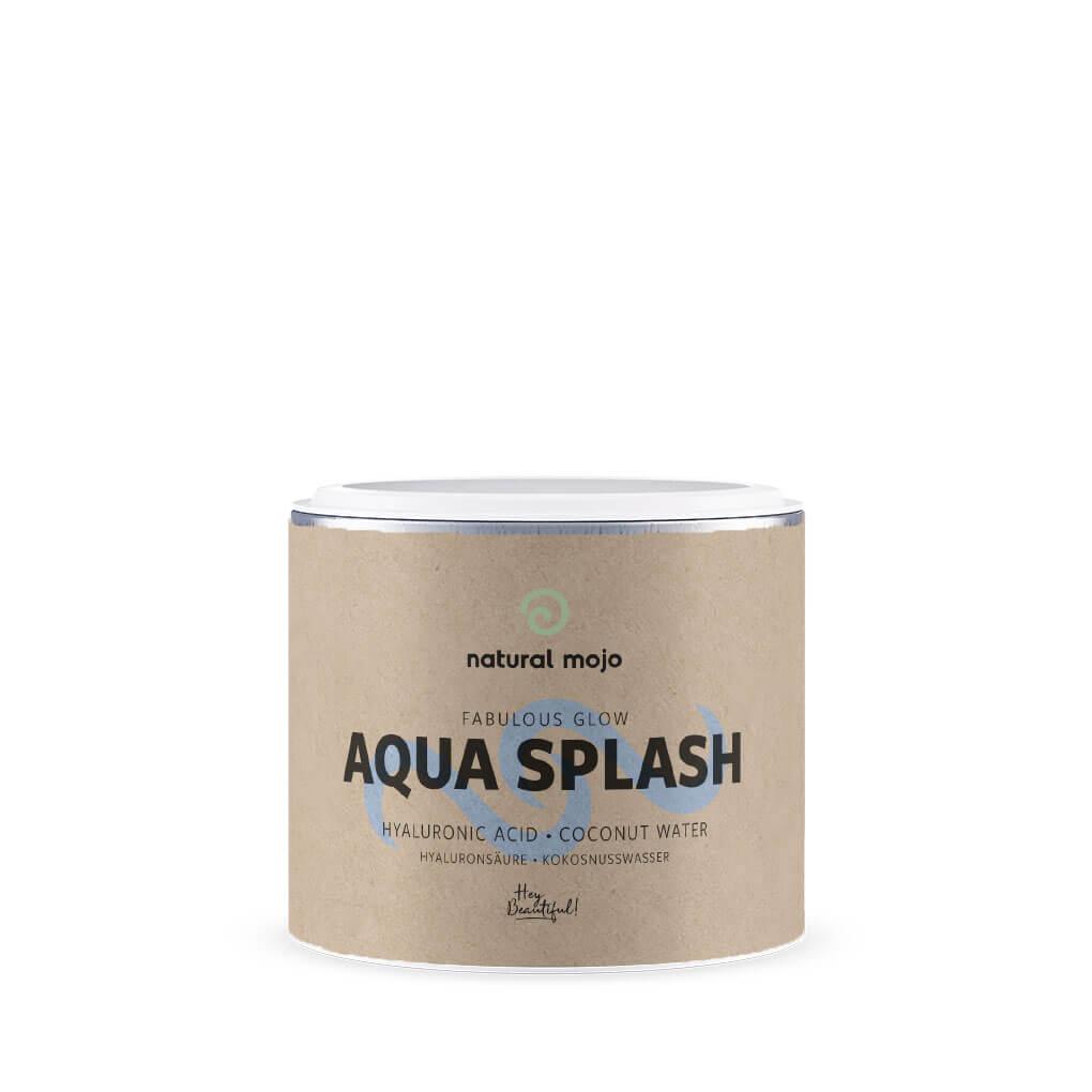 #ANTIAGING #HAUT #PICKEL #AKNE #HYALURONSÄURE #KOKOS // AQUA SPLASH von NATURAL MOJO (Werbung) Zu kalten Jahreszeiten unterstützend, auch wenn du mit trockener Haut zu kämpfen hast. Die besonders hochwertigen Inhaltsstoffe aus Hyaluronsäure und Kokos Wasser haben das Ziel deine Haut zu glätten und mit ausreichend Feuchtigkeit zu versorgen. Aqua Splash von Natural Mojo, derenWirkung und meine Erfahrungen.
