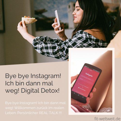 #INSTAGRAM #FREIHEIT #FACEBOOK #SOCIALMEDIA // Kein Bock mehr auf Instagram und Social Media.Bye bye Instagram! Ich bin dann mal weg! Willkommen zurück im realen Leben. Ich bin gesprungen: Mein Austritt von Social Media und der ständigen Selbstbeweihräucherung.Ich sitze gerade auf der Couch, schön unter die Decke gekuschelt, mein Kaffee-Date hat abgesagt und mir ... die ganze Story auf dem Blog.