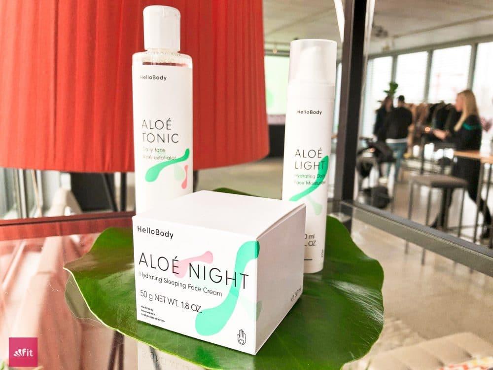 #AntiAging #Haut #Geheimnis Das Geheimnis für glatte Haut. Ich habe die Aloé Linie Bon Hello Body (Werbung) getestet mit Hyaluronsäure und das Fruchtsäure Peeling für zuhause. Hast du Probleme mit Akne und Pickeln? (+30% Rabattcode)