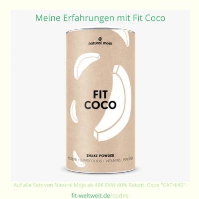 Fit Coco Natural Mojo Rezepte Erfahrungen