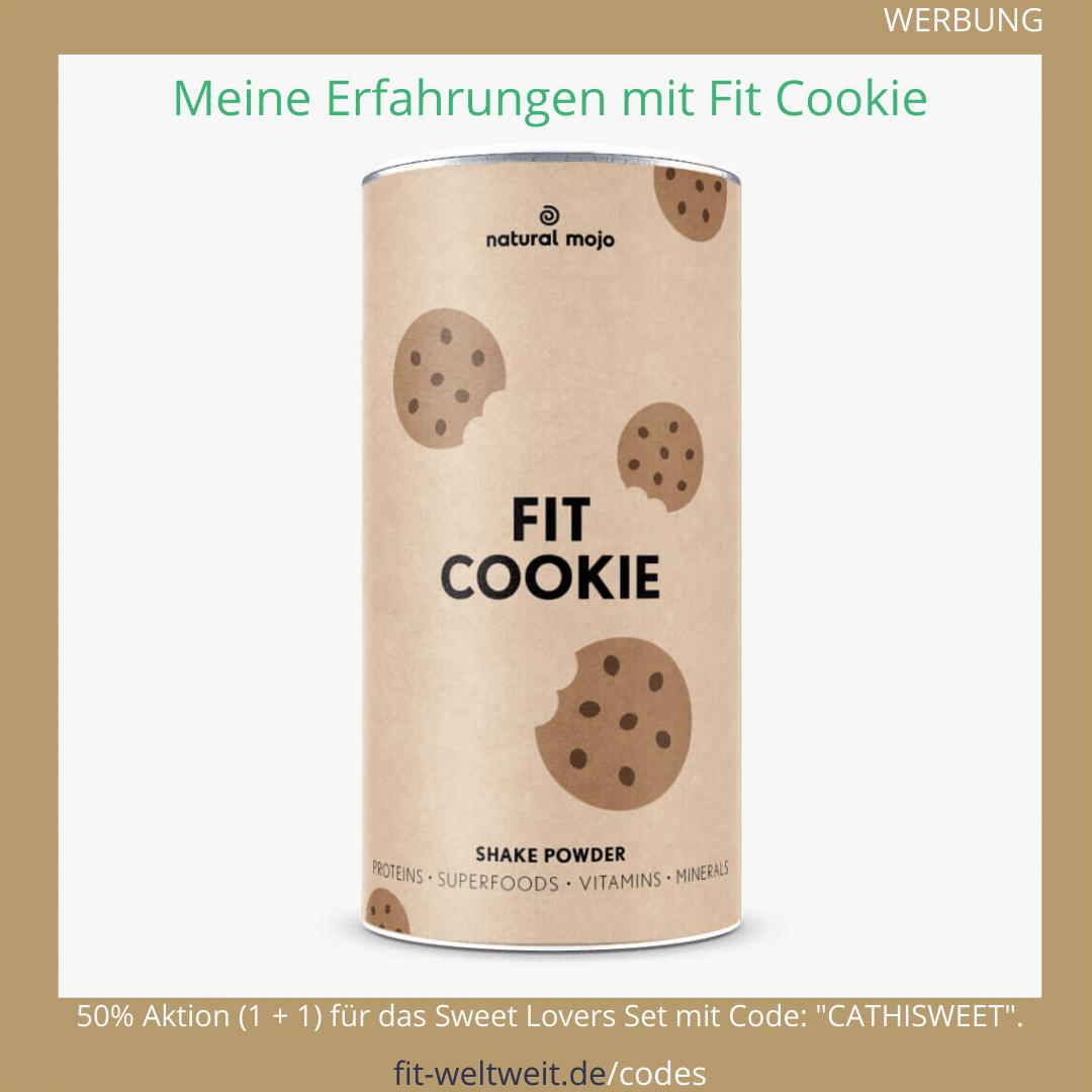 Fit Cookie Natural Mojo Instagram Erfahrungen Rezepte