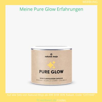 Pure Glow Kapseln Erfahrungen Natural Mojo