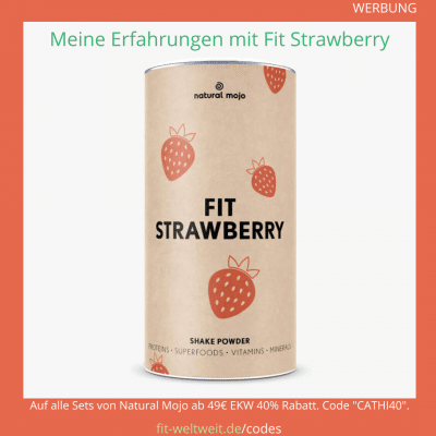 fit strawberry natural mojo erfahrung