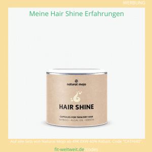 hair shine natural mojo erfahrungen