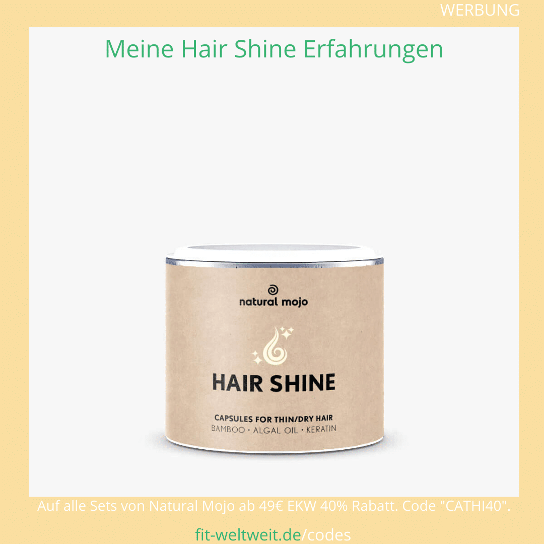 hair shine natural mojo erfahrungen