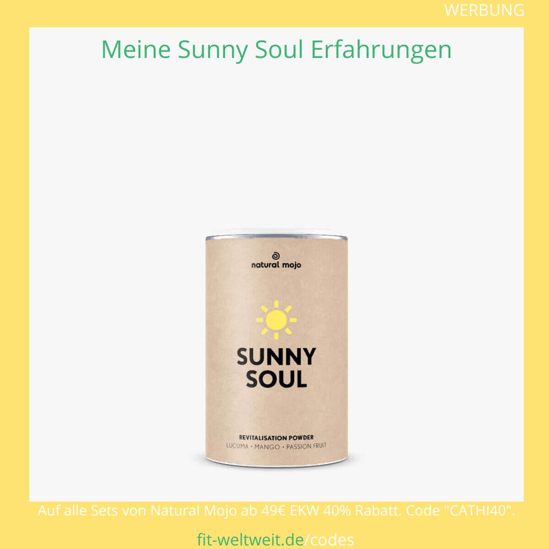 Sunny Soul Erfahrungen Natural Mojo