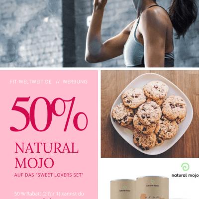 """#Eis selber machen in 3 Minuten, zuckerfreie #Sommer Eis #Rezepte #gesund #naschen + CHOCO DREAM von Natural Mojo (Werbung) für Schokoeis / Gutscheine 2019:20 % Rabattauf den gesamten Natural Mojo Shop mit dem Gutscheincode """"FITWELTWEIT20""""30 % Rabatt+Skin Beauty Caps auf alle Sets beiNatural Mojo mit Code """"FITWELTWEIT20"""".50 % Rabatt (2 für 1)auf dasSweet Lover Set mit""""CATHISWEET"""".Alle Infos zu den Natural Mojo Rabattcodes und den Eis Rezepten erhältst zu hier."""