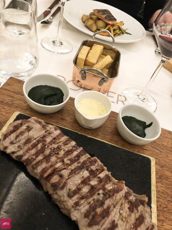 Restaurant Porter Lissabon Steak Sushi Fisch