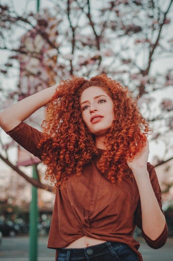 Welcher braune augen lippenstift braune haare BANANA BEAUTY