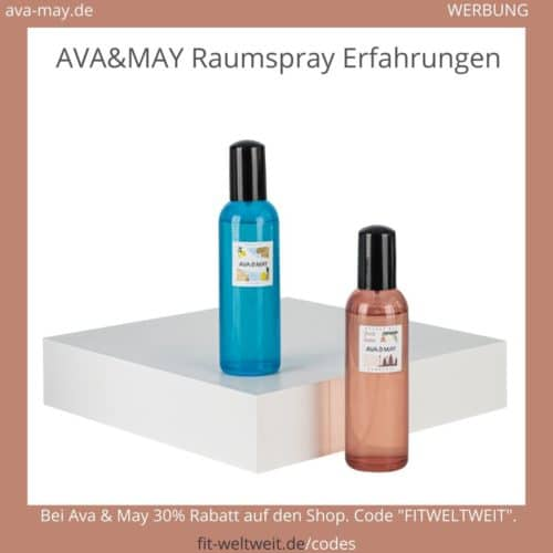 Ava & May Raumspray Erfahrungen