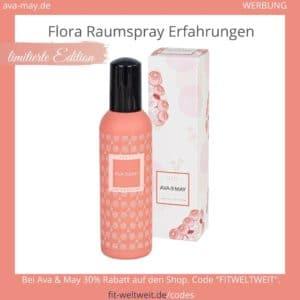 Flora Ava & May Raumspray Erfahrungen