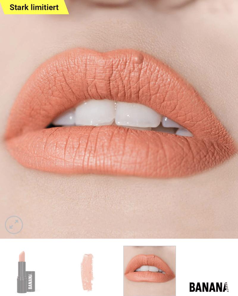 """#LIP #LIPPENSTIFT #KOSMETIK #BANANABEAUTY #VEGAN #RABATTCODE #ERFAHRUNGEN #INSTAGRAM // BANANA BEAUTYERFAHRUNGEN (Werbung) Crueltyfree Kosmetik (tierversuchsfrei) Liquid Lipsticks, Brushes, Lippenstifte Erfahrungen, Lipliner für vollere Lippen, Lipgloss, 24h Stay Lipsticks. MeineBANANA BEAUTY Erfahrungen mit den Kosmetik Produkten. Banana Beauty Erfahrungsbericht (Was passt zu wem?) von Banana Beauty // 25% Rabatt bekommst du im gesamten Shop von Banana Beauty mit dem Rabatt Code """"cathibeauty"""" PENSTIFT #KOSMETIK #BANANABEAUTY #VEGAN #RABATTCODE #ERFAHRUNGEN #INSTAGRAM // BANANA BEAUTYERFAHRUNGEN (Werbung) Crueltyfree Kosmetik (tierversuchsfrei) Liquid Lipsticks und die Brushes sind vegan. Meine ganzenBANANA BEAUTY Erfahrungen mit den Kosmetik Produkten. Banana Beauty Lipstick Farben, Erfahrungsbericht (Was passt zu wem?), Lippenstifte, Lipliner Erfahrungen, Eyeshadow Paletten von Banana Beauty // 25% Rabatt bekommst du mit dem Rabatt Code """"cathibeauty"""" im gesamten Shop von Banana Beauty"""
