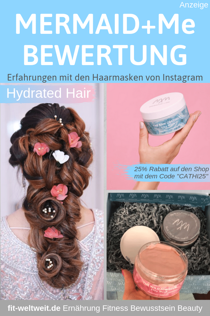 """MERMAID+ME ERFAHRUNGEN RAW #COCONUT VEGANE #HAARMASKE // #HAARPFLEGE #LANGEHAARE #HAARWACHSTUM von MERMAID + ME Hast du stumpfes #Haar, trockene #Haare und fettende Kopfhaut? Musst du oft #Haaröl verwenden? Möchtest du mehr Volumen und Glanz? Haare schneller wachsen? Ich habe die #Haarmasken von Mermaid + Me getestet. Die Wirkung und meine Erfahrung siehe Blog. 25% Rabatt bekommst du mit dem Gutscheincode """"CATHI25"""" auf alles im gesamten Shop von Mermaid and Me. (Werbung)"""