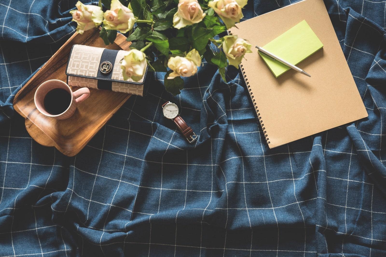Dankbarkeitsjournal schreiben Journaling