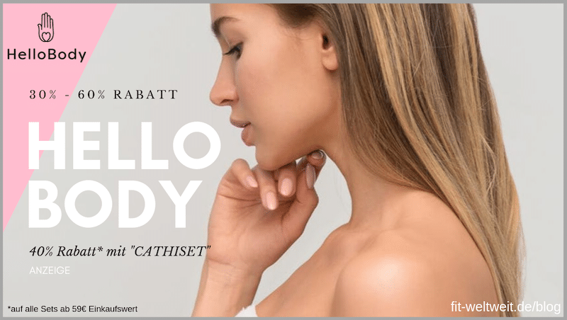 Hello Body Codes 2019 2020
