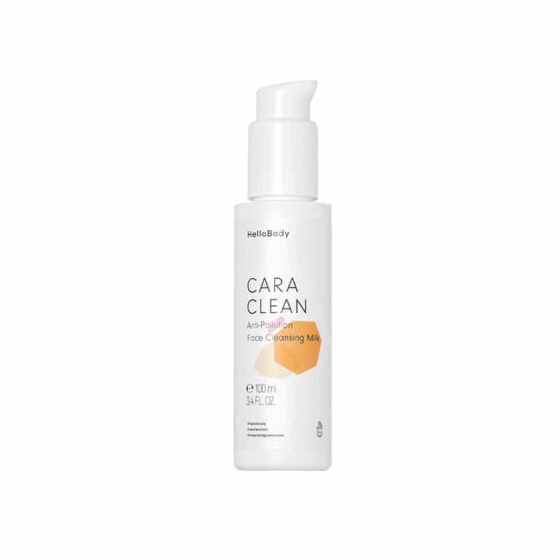 """Hello Body CARA CLEAN Anti-Pollution Face Cleansing Milk - meine Erfahrungen & Bewertung des Instagram Hypes @hellobody (Werbung) Anti-Pollution Linie - #FaceRoutine mit CARA RELIEVE (Beruhigender Gesichtstoner), CARA CARE (schützende #Tagescreme) und HELLO BAMBOO Pads (wiederverwendbare #Kosmetik -Pads). Der Fokus der CARA Hello Body Produkte liegt auf sensitive und empfindliche Haut. #HelloBody 30% Rabatt mit dem Code """"CATHISET"""" aauf alle Sets. #Haut #unreineHaut #Pickel #weihnachten #geschenk"""