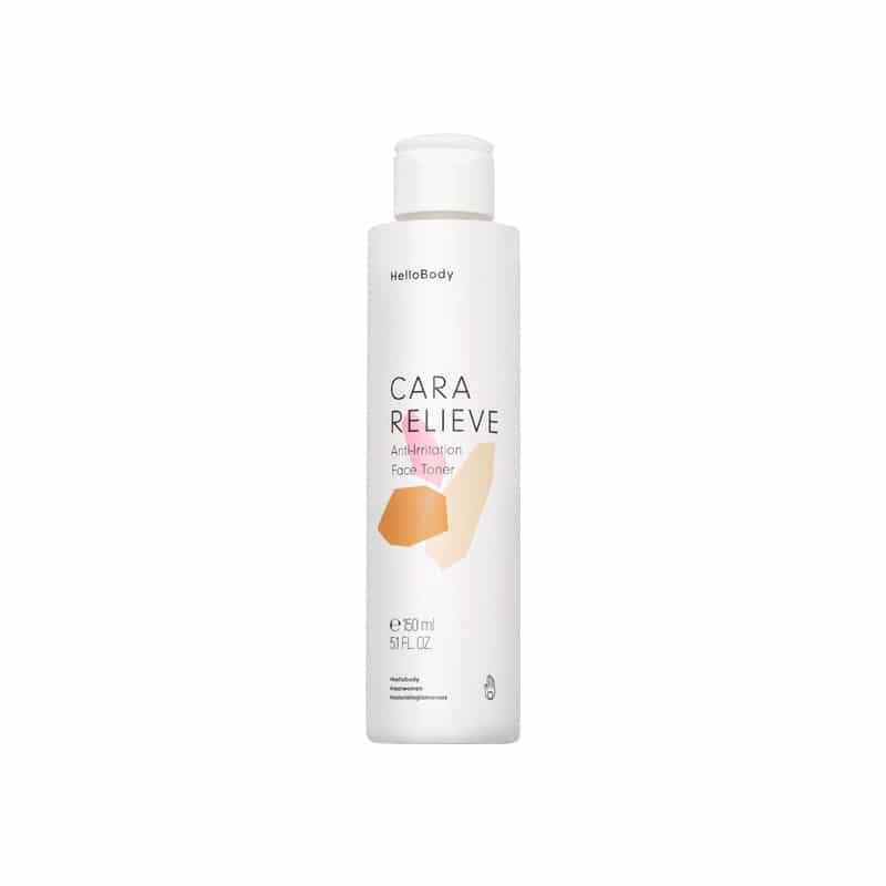 """Hello Body CARA RELIEVE Anti-Irritation Face Toner - meine Erfahrungen & Bewertung des Instagram Hypes @hellobody (Werbung) Anti-Pollution Linie - #FaceRoutine mit CARA CLEAN (Anti Pollution Reinigungsmilch), CARA CARE (schützende #Tagescreme) und HELLO BAMBOO Pads (wiederverwendbare #Kosmetik -Pads). Der Fokus der #CARA Hello Body #Produkte liegt auf sensitive und empfindliche Haut. #HelloBody 30% Rabatt mit dem Code """"CATHISET"""" aauf alle Sets. #Haut #unreineHaut #Pickel #weihnachten #geschenk"""