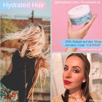"""MERMAID+ME ERFAHRUNGEN RAW COCONUT VEGANE #HAARMASKE // #HAARPFLEGE #LANGEHAARE #HAARWACHSTUM von MERMAID + ME Hast du stumpfes #Haar, trockene #Haare und fettende Kopfhaut? Musst du oft #Haaröl verwenden? Möchtest du mehr Volumen und Glanz? Haare schneller wachsen? Ich habe die #Haarmasken von Mermaid + Me getestet. Die Wirkung und meine Erfahrung siehe Blog. 25% Rabatt bekommst du mit dem Gutscheincode """"CATHI25"""" auf alles im gesamten Shop von Mermaid and Me. (Werbung)"""