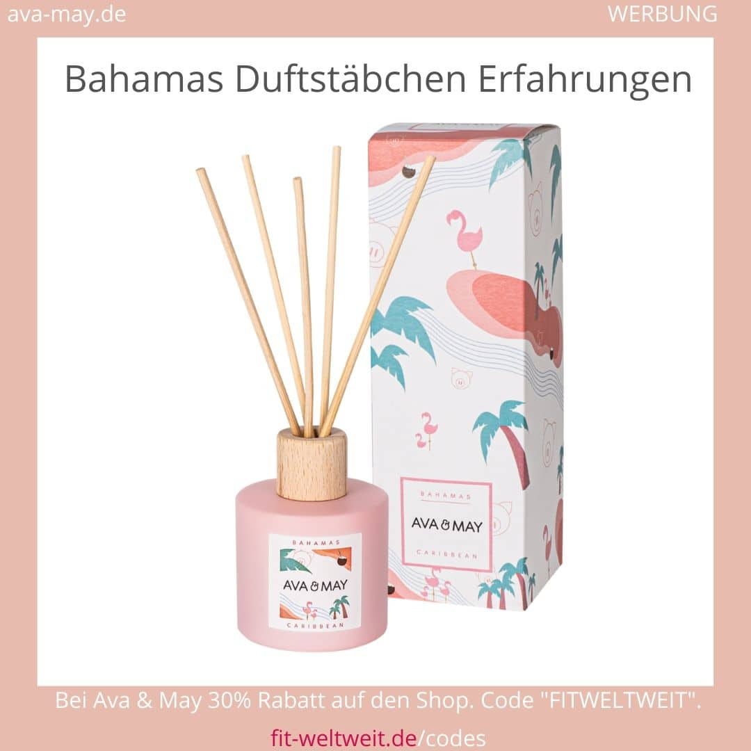 Bahamas Caribbean AVA & MAY DUFTSTÄBCHEN ERFAHRUNGEN Ava and May.jpg