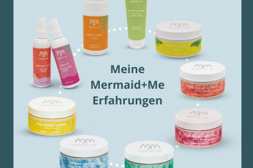 Mermaid and Me Erfahrungen Haarmasken Sprays Scrubs
