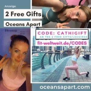 OCEANS APART CODE 2-3 free Gifts Rabattcode 2021 Gutschein CATHIGIFT Gutscheincode
