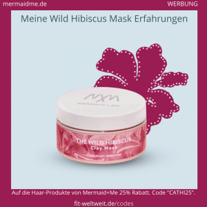 Wild Hibiscus Haarmaske Mermaid Me Erfahrungen Hair Clay Mask