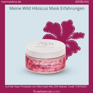 Wild Hibiscus Haarmaske Mermaid Me Erfahrungen Hair Clay Mask