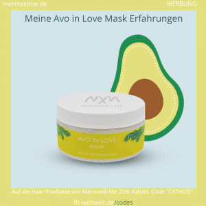 MERMAID ME Avo in Love Maske Erfahrungen Haarmaske