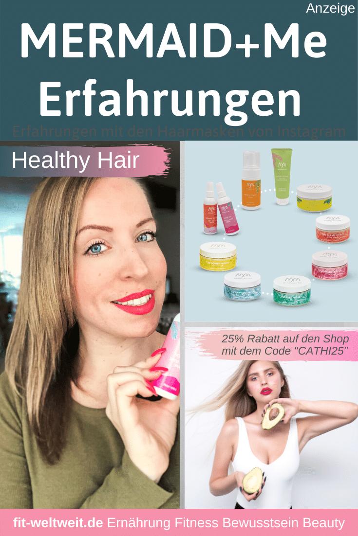 Mermaid and Me Erfahrungen mit allen Produkten ✅ Haarmasken, Haar Sprays, Peeling Scalp Scrubs, Hair Foams und Hair Oils, Stand Februar 2020 🚨 40% Rabatt #Haare #langeHaare #gesundeHaare #Haar #Frisur #Locken