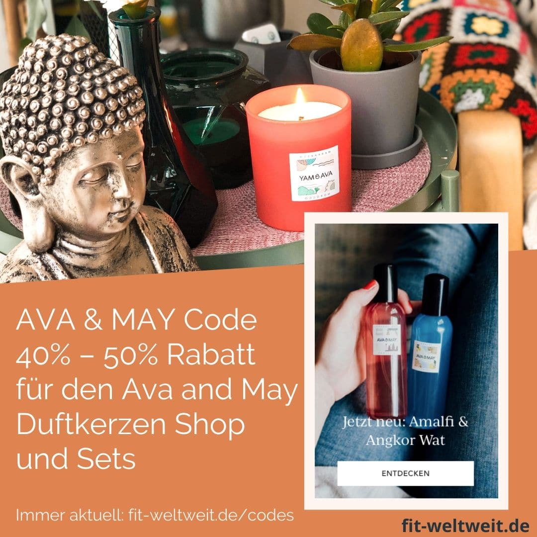 AVA & May Code: Rabattcode auf den Shop und Gutscheincode für Ava and May Sets