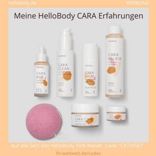 """Hello Body CARAProduktlinie TEST - meine Erfahrungen & Bewertung des Instagram Hypes @hellobody (Werbung) Anti-Pollution Linie - #FaceRoutine mit CARA RELIEVE (Beruhigender Gesichtstoner), CARA CLEAN (Anti Pollution Reinigungsmilch), CARA CARE (schützende #Tagescreme) und HELLO BAMBOO Pads (wiederverwendbare #Kosmetik -Pads). Der Fokus der CARA Hello Body Produkte liegt auf sensitive und empfindliche Haut. #HelloBody 30% Rabatt mit dem Code """"CATHISET"""" aauf alle Sets. #Haut #unreineHaut #Pickel"""