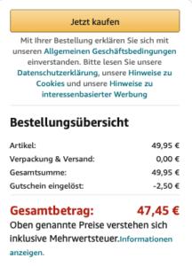 Liebscher Bracht 5% Rabatt Code gratis Versand 2021