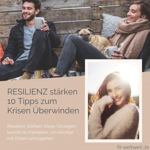 Um deine #Resilienz zu stärken, kannst du als Kind oder als Erwachsener verschiedene Übungen machen. Resilienz stärken: Diese Resilienzübungen musst du trainieren, um tatsächlich auch deine eigene Resilienz zu stärken. Keine Sorge - #Resilienz kannst du erlernen und mit den folgenden 10 Tipps, wirst du deine Widerstandsfähigkeit festigen können, optimistischer werden und viele Erfolge im #Leben erzielen.