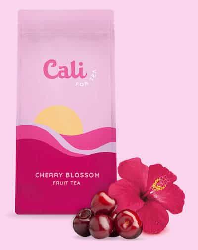 CALI_Cherry_Blosssom Erfahrung Tee Califortea