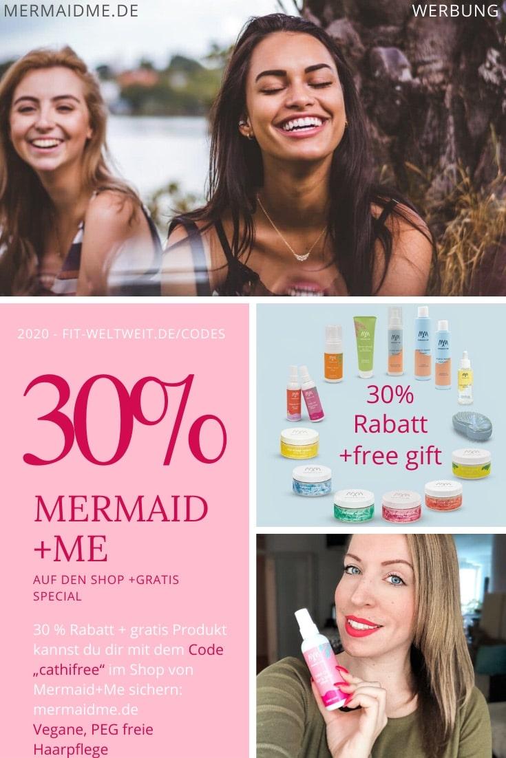 Mermaid Me Rabattcode 30% Gutschein Code mit dem Code CATHIFREE