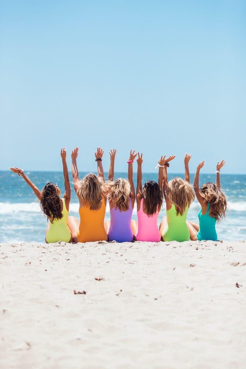 Venice Beach CaliforTea California Kalifornien Happy Vibes