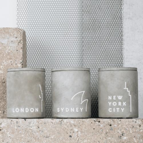 Ava and May Erfahrung London,New YorkSydney Duftkerze