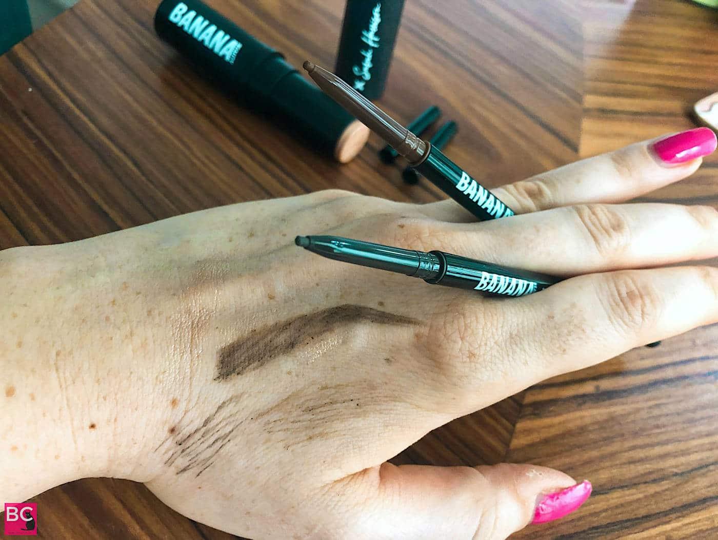 Banana Beauty Eyebrow Pencil Augenbrauenstift Sraah Harrison Highlighter