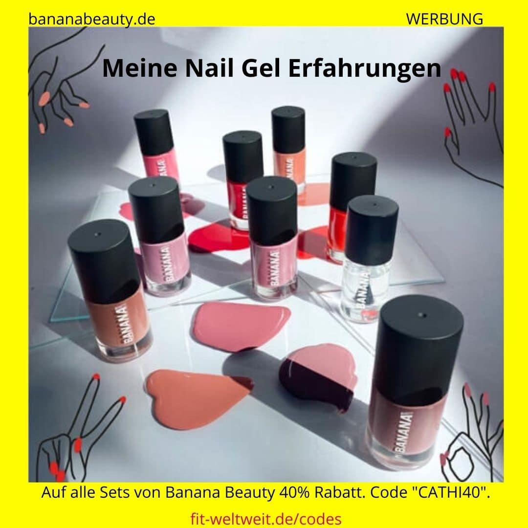 Banana Beauty Nagellack Erfahrungen Gel Nails