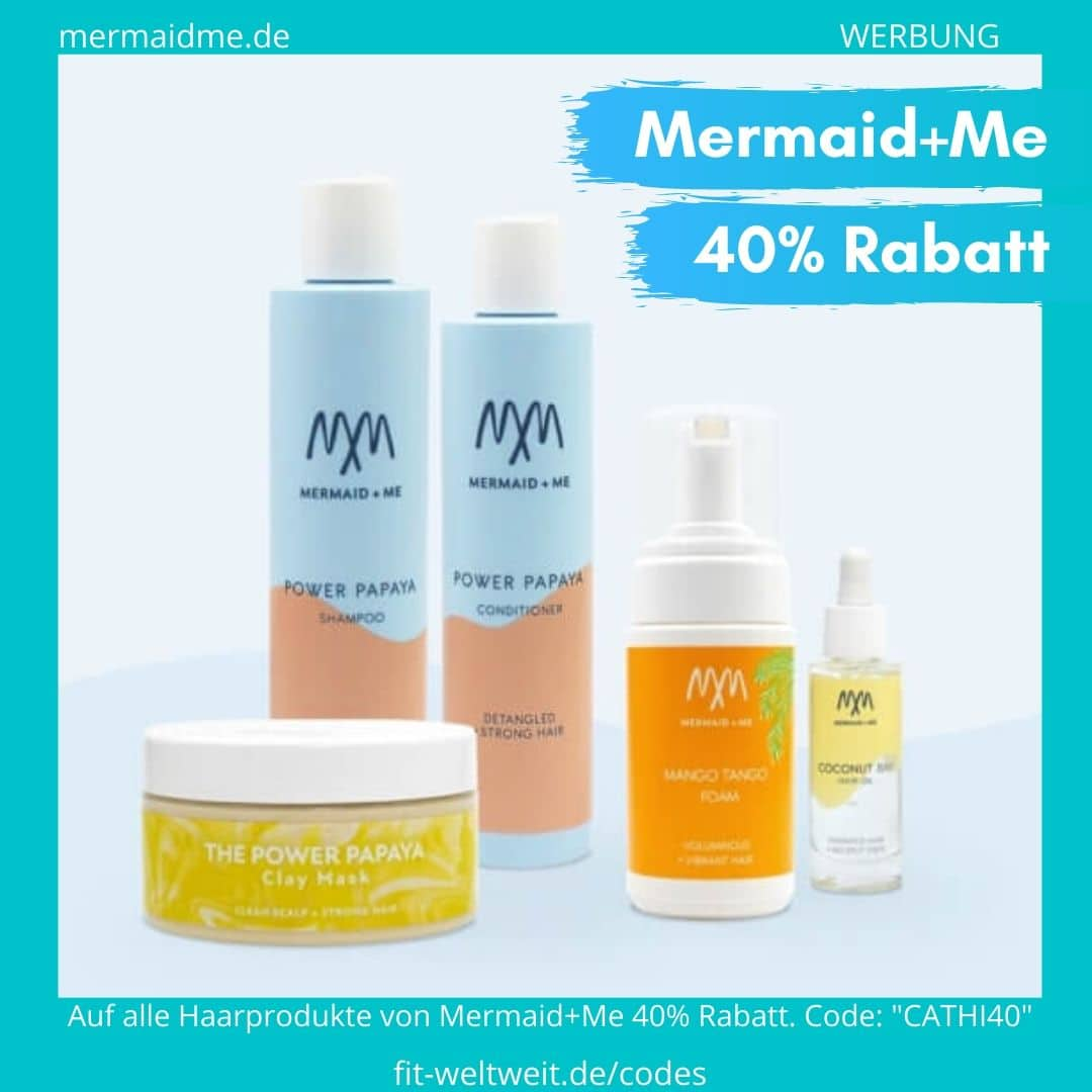Mermaid and Me Rabatt Code 40% und 60% Rabatt im The Mermaid and Me Set Creator
