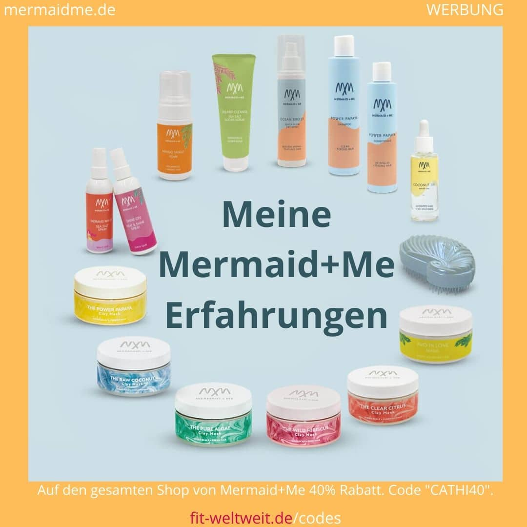 Mermaid+Me Instagram Code April 2020 Rabatt Gutschein