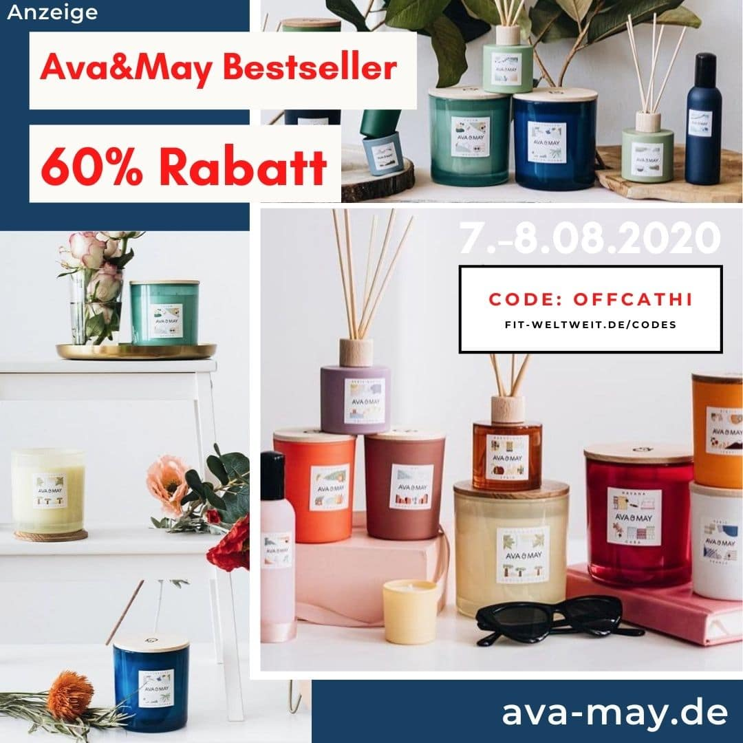 Ava and May 60% Rabatt Code Bestseller